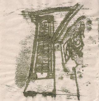 monoprints 9