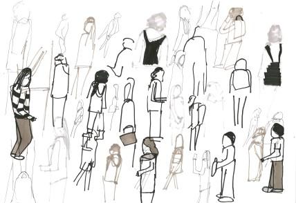 people walking 4