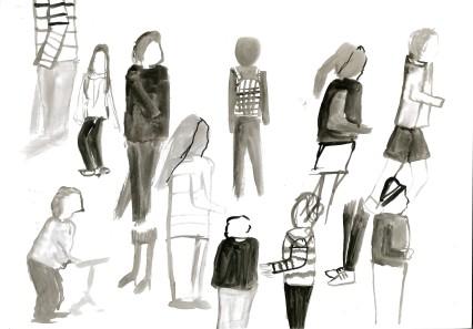 people walking 5