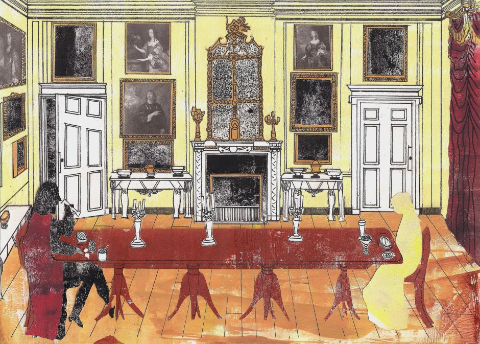 duke and duchess dining room