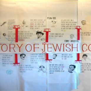 a history of jewish comedy part 2
